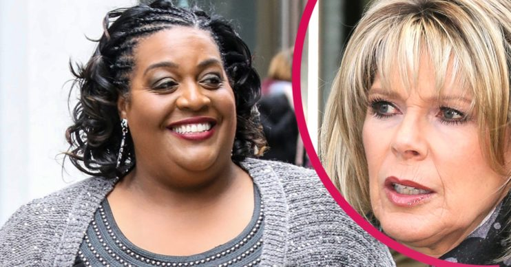 alison hammond and ruth langsford