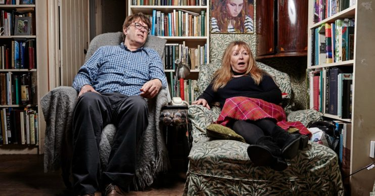 Gogglebox Giles and Mary