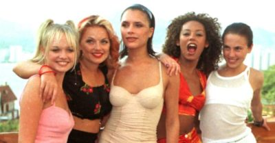Spice Girls in Mexico