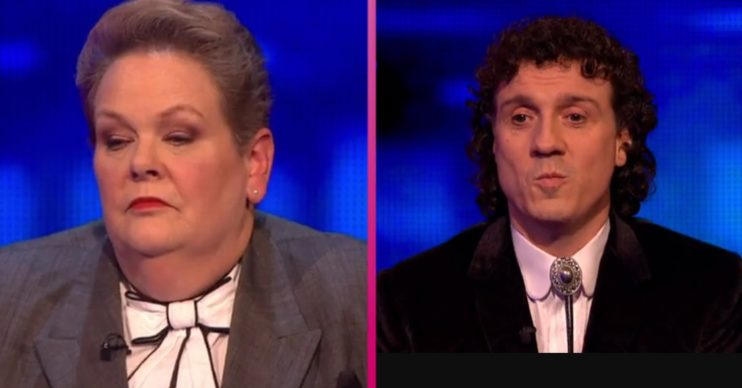 Anne Hegerty and Darragh Ennis are both on The Chase