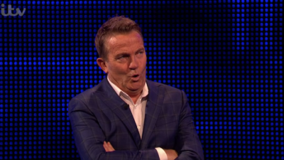 Anne Hegerty of The Chase asked Bradley Walsh 'are you finished?'
