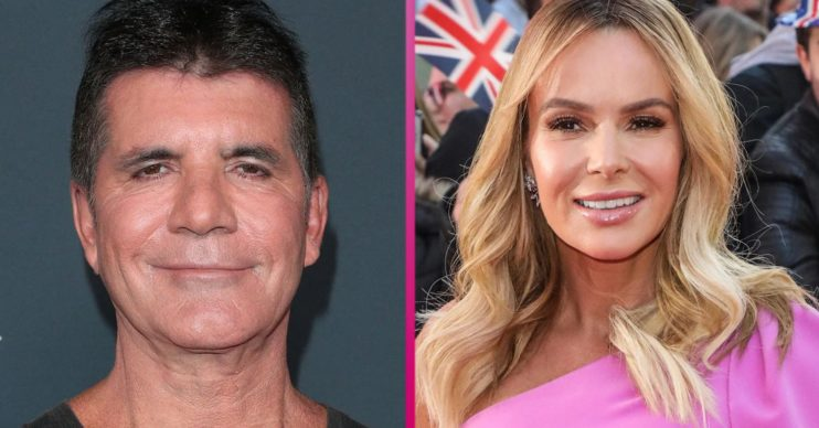 Amanda Holden teases Simon Cowell BGT return