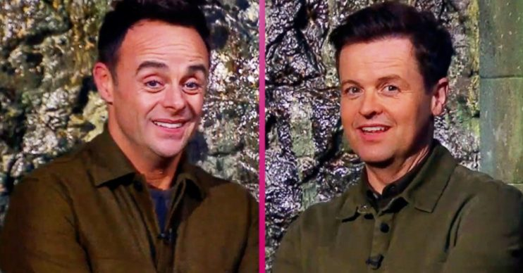 I'm A Celeb Ant and Dec (1)