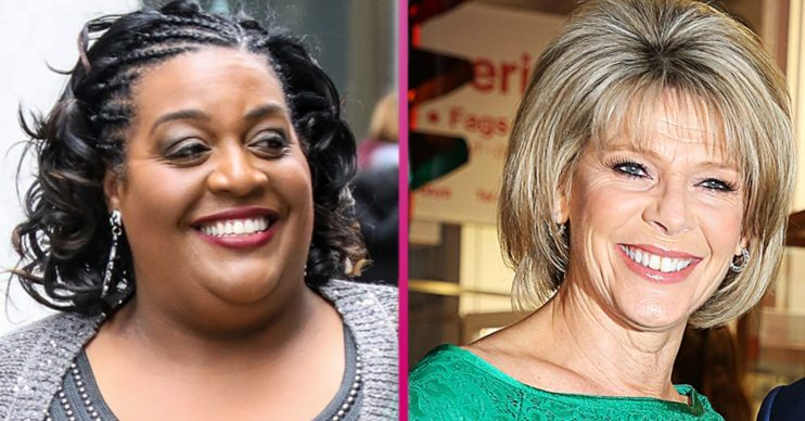 ruth langsford and alison hammond