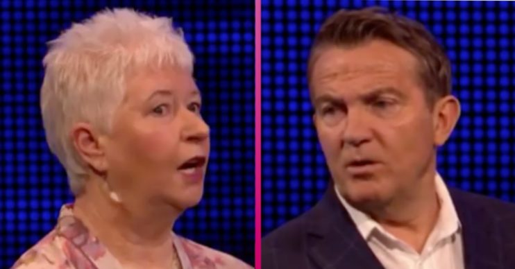 Storme and Bradley Walsh The Chase