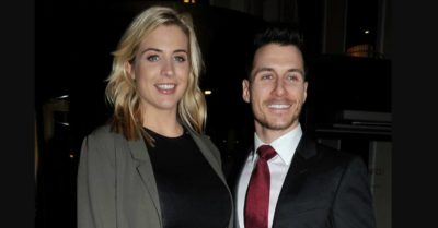 Gemma Atkinson and Gorka Marquez step out together