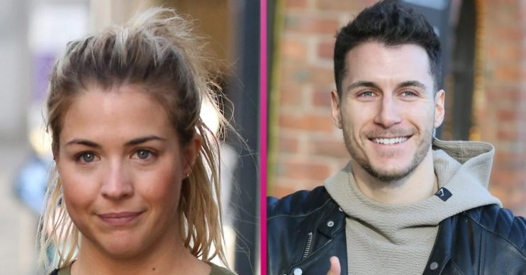 Gemma Atkinson and Gorka Marquez are parents to Mia