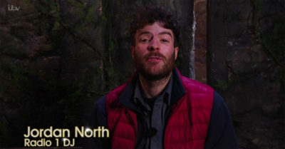 jordan north on i'm a celeb