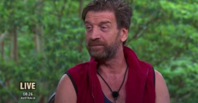 Nick Knowles lost over two stone