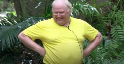 Colin Baker lost two stone
