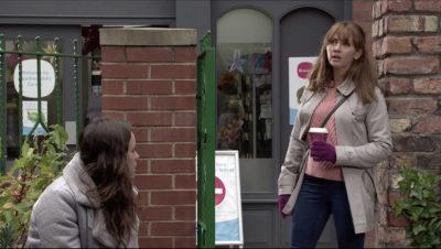 Coronation Street Faye and Ray rape