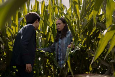 Ellen Page / Elliot Page in The Umbrella Academy