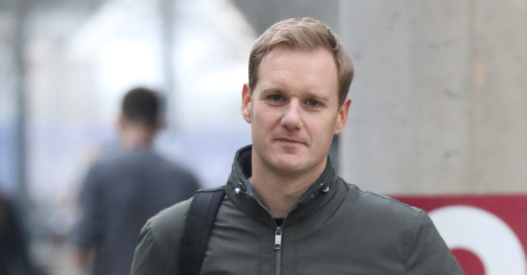 dan walker bbc star