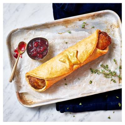 asda pig in blanket sausage roll