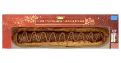 boxed giant eclair