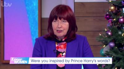 Janet Street-Porter tears into Prince Harry
