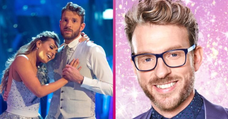 Strictly Come Dancing's JJ Chalmers
