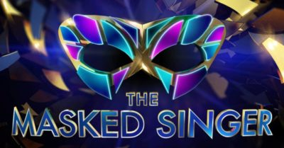 The Masked Singer logo