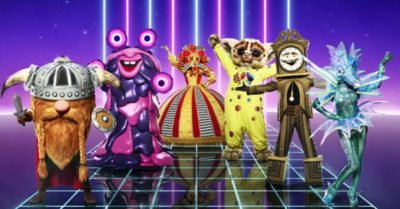 New characters for The Masked Singer