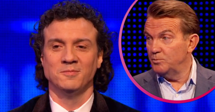 The Chase New Chaser Darragh Ennis