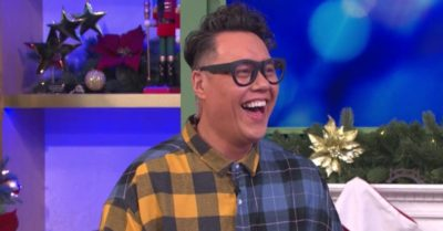 Gok Wan on This Morning