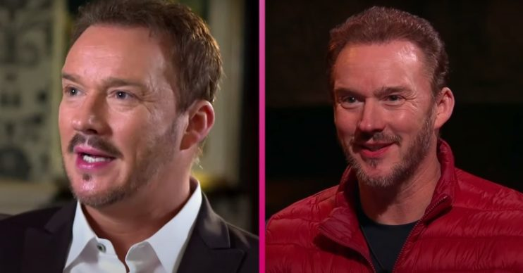 Russell Watson dropped weight in I'm A Celebrity
