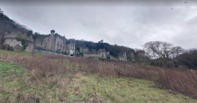 I'm A Celebrity's Gwrych Castle