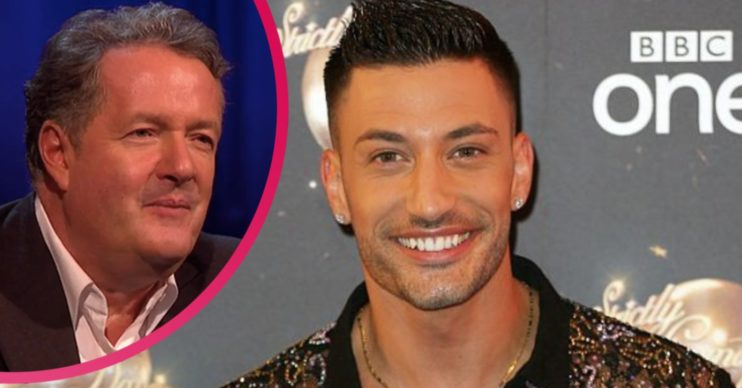 Strictly Giovanni Pernice