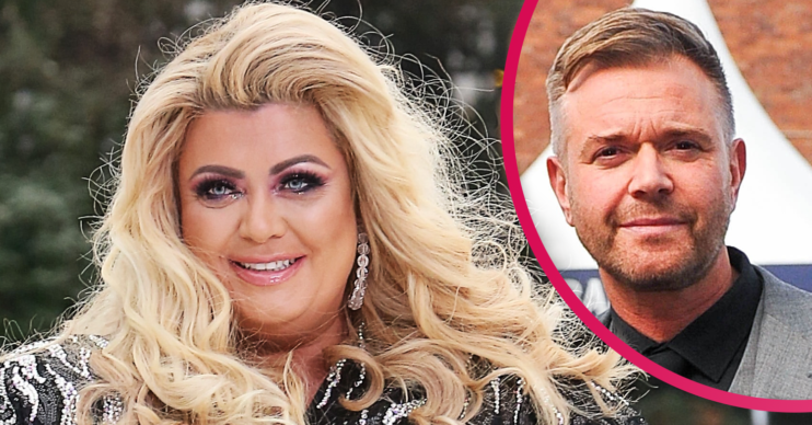 Gemma Collins Darren Day Christmas song