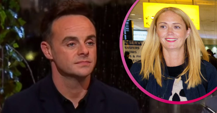 Ant McPartlin girlfriend Anne marie