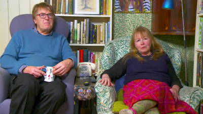 Gogglebox Mary and Giles