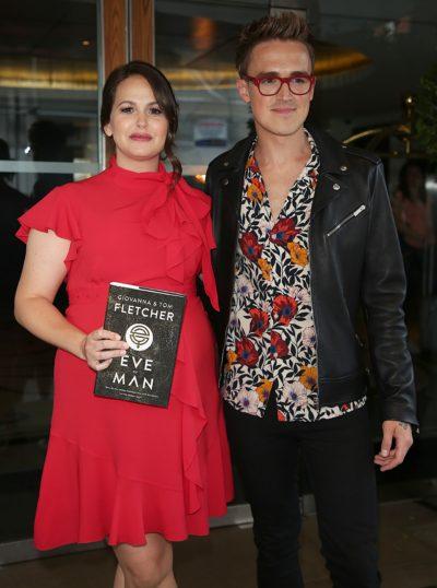 Giovanna Fletcher and Tom