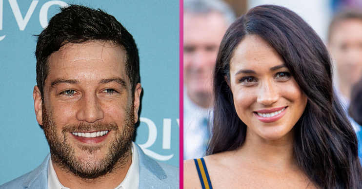 Meghan Markle Matt Cardle