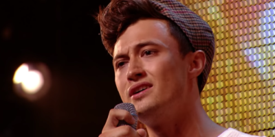 Jordan Luke Gage X Factor