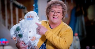 Is Mrs Brown's Boys on this Christmas on BBC One?