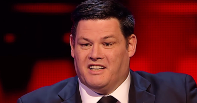 The Chase star Mark Labbett shows off weight loss