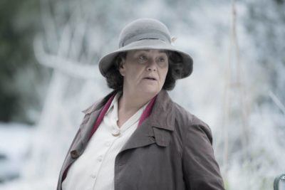 Dawn French as Beatrix Potter