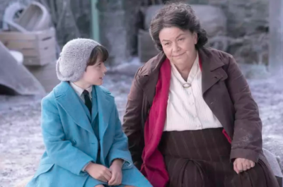 Dawn French as Beatrix Potter