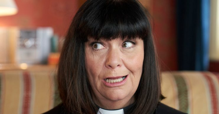 Vicar of Dibley Dawn French