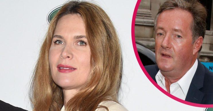 Piers Morgan wife Celia