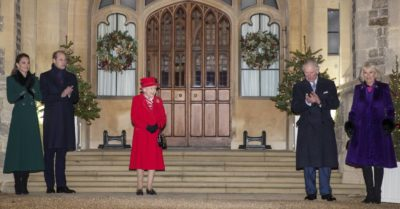 Why was Prince Philip missing from royal family photocall?