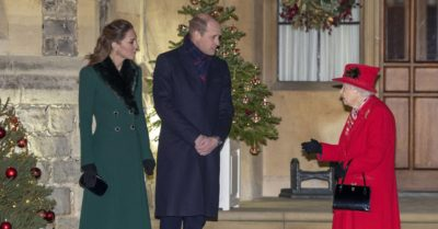 Why was Prince Philip missing from royal family photocall alongside Kate Middleton, Prince William and the Queen?