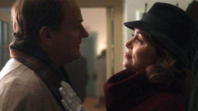Hugh Bonneville and Keeley Hawes star in To Olivia