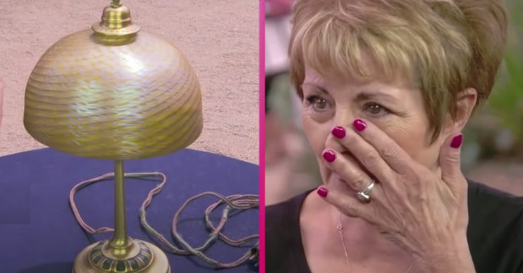 Antiques Roadshow lamp worth £11,000