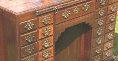An 18th century apothecary desk from the Antiques Roadshow