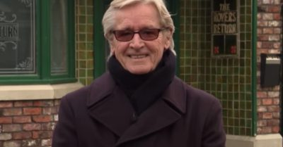 Bill Roache has been part of Corrie since the soap started