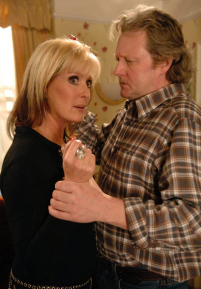 Liz McDonald with husband Jim