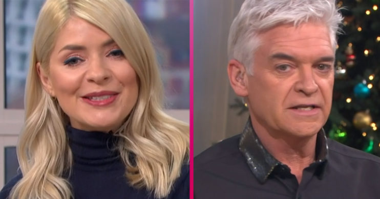 Holly Willoughby outfit today on This Morning