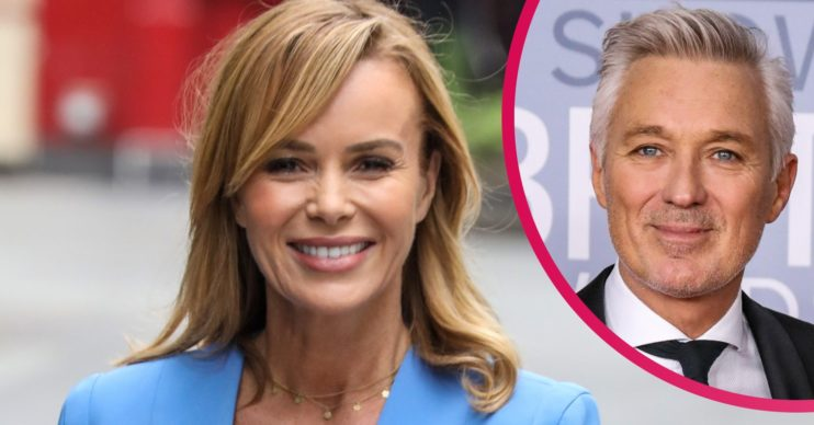 DNA Journey new series Amanda Holden Martin Kemp