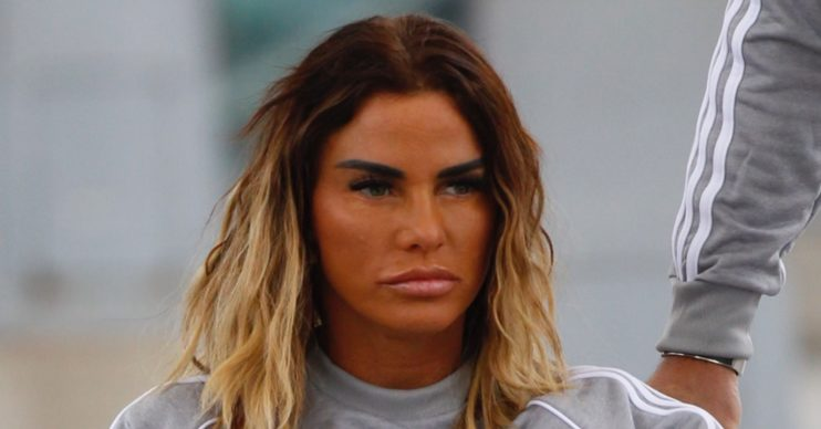Katie Price news